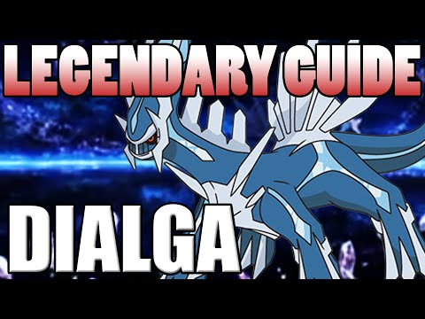 Dialga Pokémon GO  Best Movesets Counters Evolutions