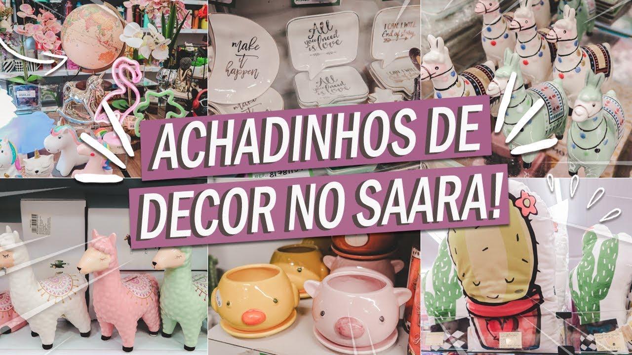 b6002d464 DICAS DE ACHADINHOS DE DECORAÇÃO NO SAARA  4 - YouTube