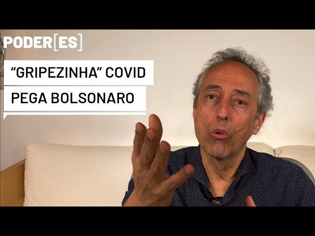 Bolsonaro pega Covid, mais de 66 mil mortos depois. Mal na foto, Lava Jato enfim enxerga Serra...