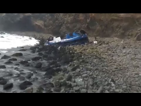 Death toll from Peru bus accident rises