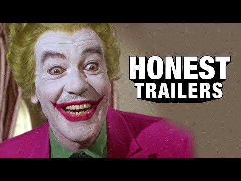 Honest Trailers | Batman: The Movie (1966)