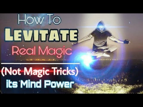 How to Levitate in Hindi