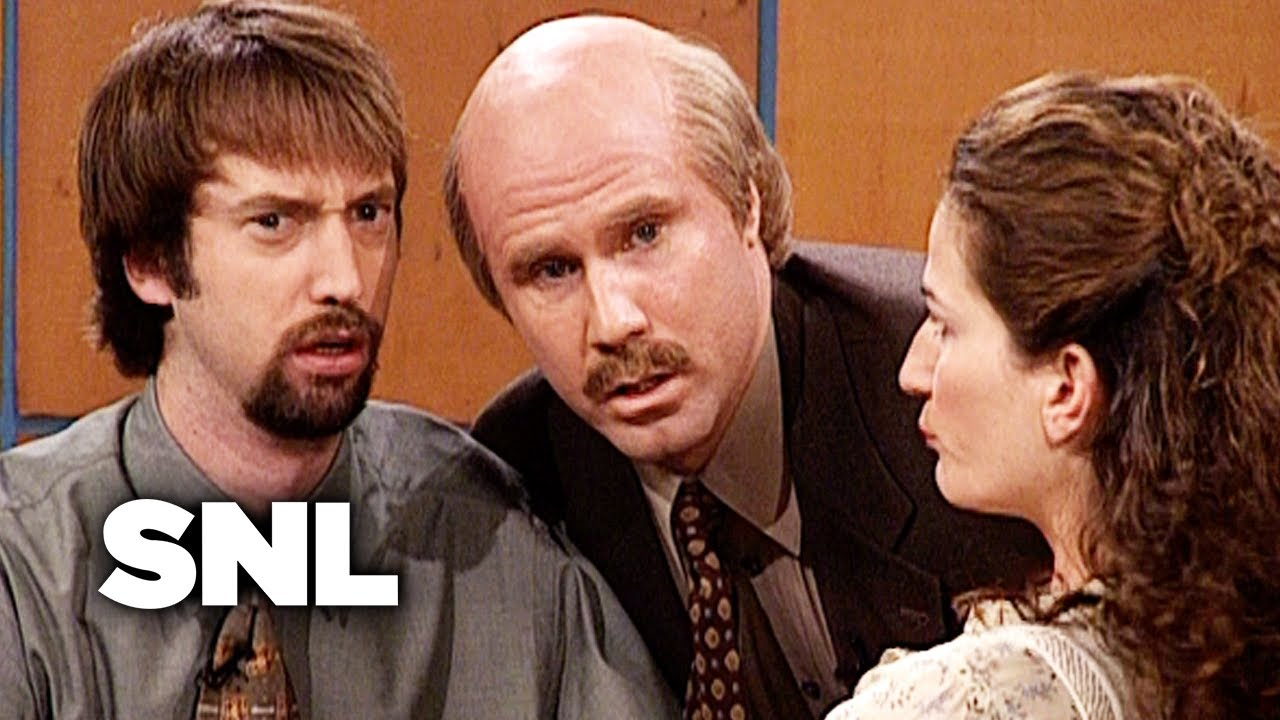 Oprah: Dr  Phil, Marriage Counselor - SNL
