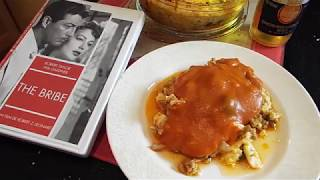 A Recipe for Nightmares #2 Queso Relleno (Stuffed Cheese)