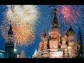 Москва. Салют 9 мая 2018. Прямая трансляция