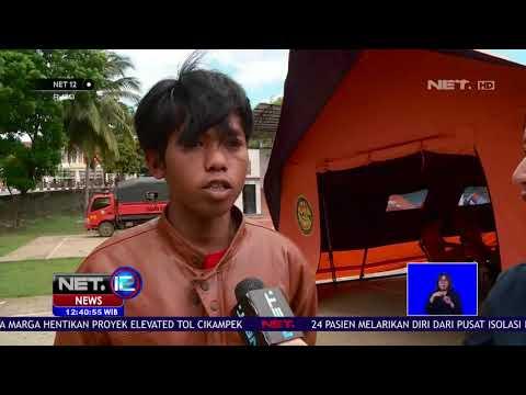 Kisah Warga Kalianda Yang Jadi Saksi Mata Longsorang Gunung Anak Krakatau  - NET12