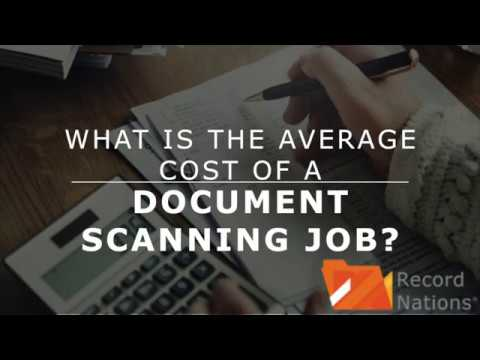 Document Scanning Jobs From Home