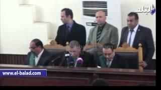 بالفيديو.. الحبس سنة لمتهمين في 'أحداث قصر القبة'
