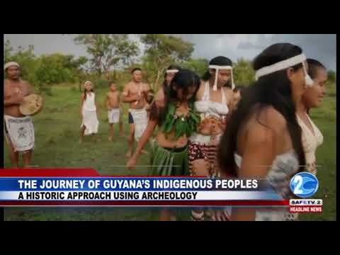 THE JOURNEY OF GUYANA'S INDIGENOUS PEOPLES