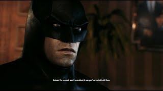 Batman: Arkham Knight (PC)(Tim Burton Suit Walkthrough)[Part 18] - A Friend in Need