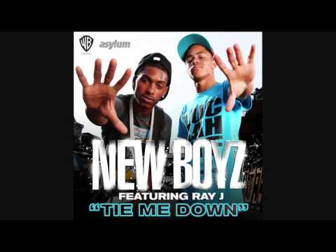 New Boyz - Tie Me Down - Bass Boosted HD