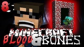 Minecraft FTB BLOOD AND BONES 8 - THE INVADERS ARE HERE (Minecraft Mod Survival FTB)