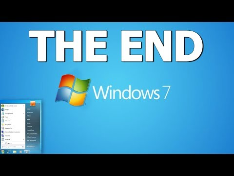 Windows 7 Support Will End But I Have Good News! 👍