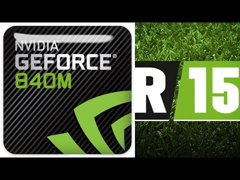 Rugby 15 – Geforce 840m Gameplay 1080p HD