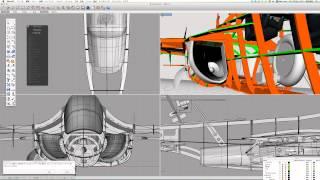 Alenia Aermacchi M-346 RC EDF 6th modeling
