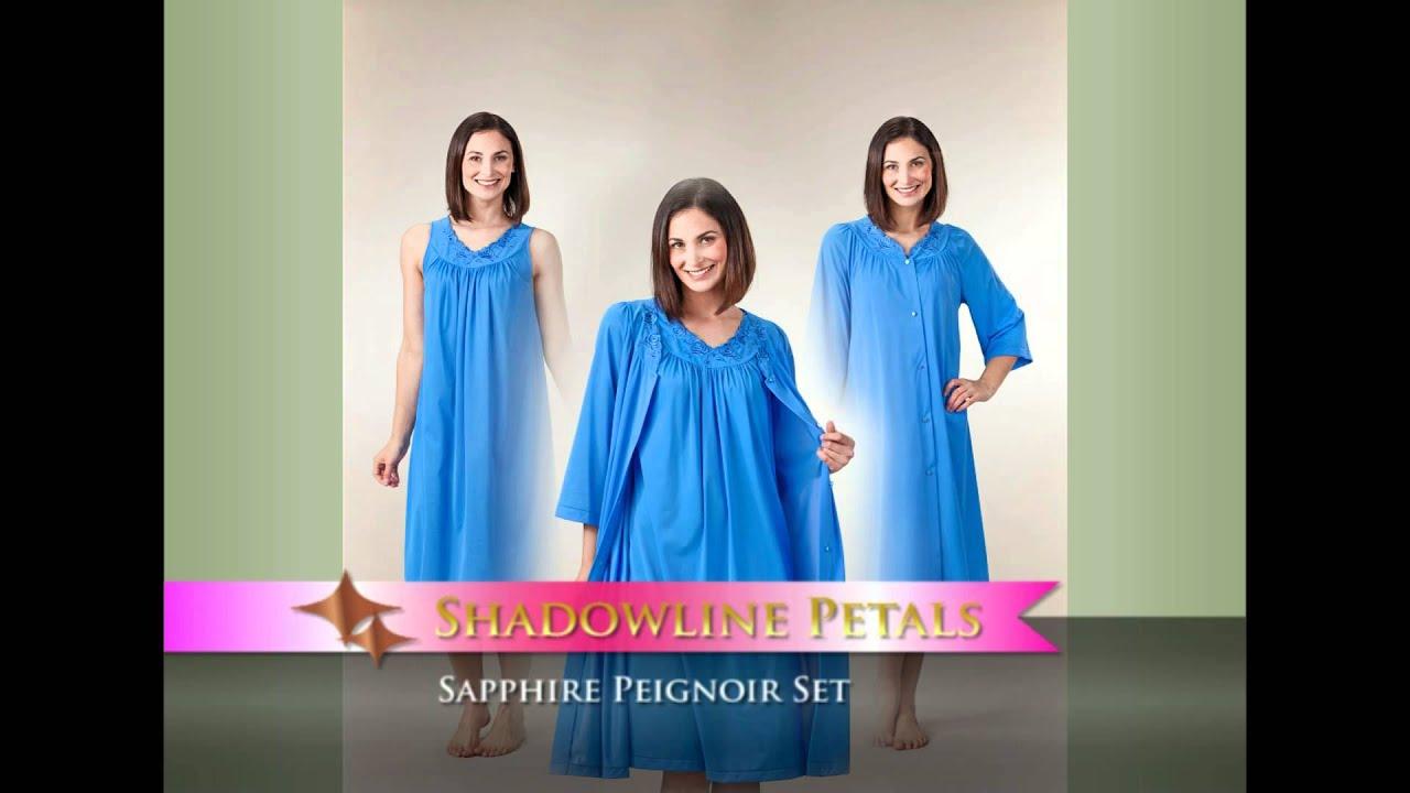 Serene Comfort - Shadowline Sleepwear - YouTube