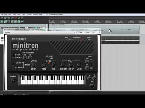 Easytoolz Minitron (0dB.pl demo)