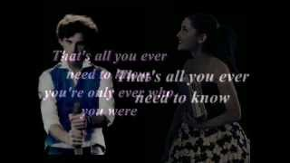 Mika ft.Ariana Grande- Popular Song (Lyrics)