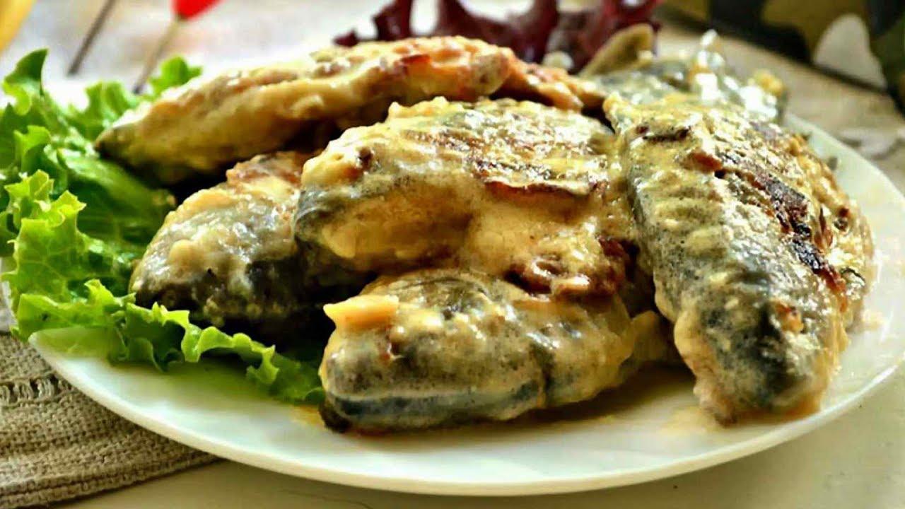 жареная рыба рецепты с фото понедельника разворачиваем
