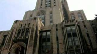 Cathedral of Learning at the University of Pittsburgh