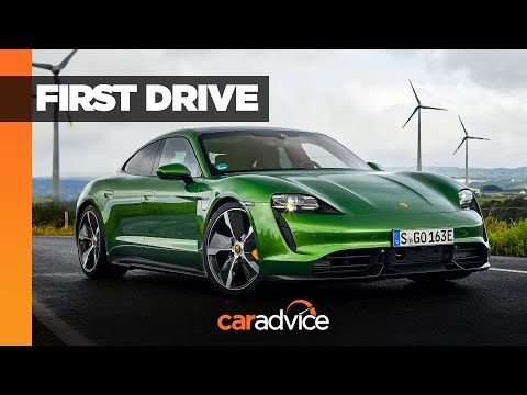 2020 Porsche Taycan review   Electric vehicle   CarAdvice