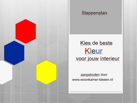 Stappenplan Woonkamer Inrichten : Kies de beste kleuren voor het inrichten van je woonkamer youtube