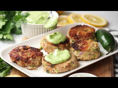 How to make easy Tuna Patties | Muy Bueno