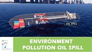 Environment Pollution Oil Spill