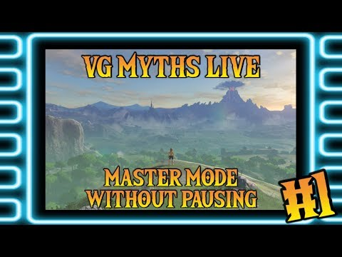 VG Myths Live - Master Mode Without Pausing *Day 1*