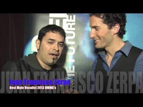 Juan Francisco Zerpa HMMA 2013 Red Carpet Interview