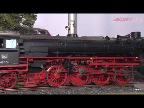 Marklin 1 Gauge New Models & Advancements
