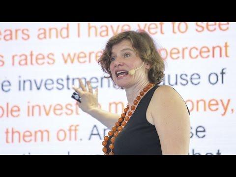 'La innovació orientada a missions' - Mariana Mazzucato - IND+I 2017 - Viladecans
