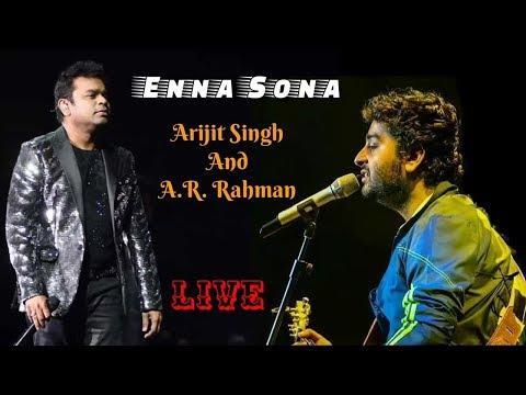 Enna Sona   Arijit Singh And A.R. Rahman   Live   Rotterdam   Netherlands   2018   Full Video   HD
