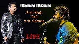 Enna Sona | Arijit Singh And A.R. Rahman | Live | Rotterdam | Netherlands | 2018 | Full Video | HD