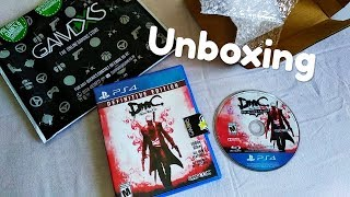 DmC Devil May Cry Definitive Edition (PS4) Unboxing - Pre-Owned - GameXS.in - India