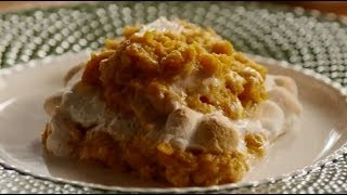 Casserole Recipes - How To Make Sweet Potato Casserole