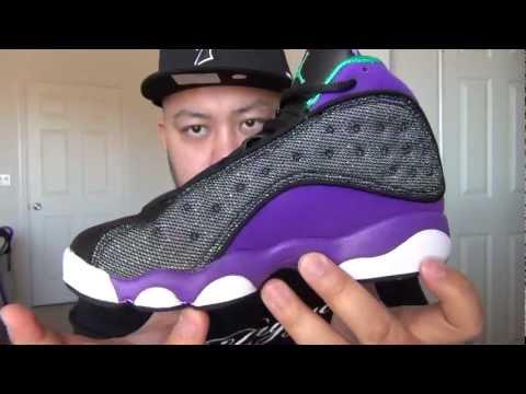 Air Jordan XIII Grape