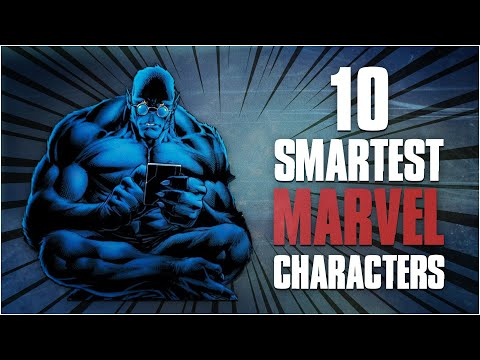 The 10 Smartest Human Characters In Marvel Comics
