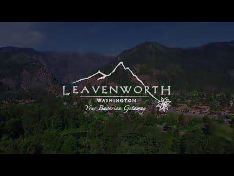 Washington's Playground: Scenic Leavenworth WA - The Bavarian Village