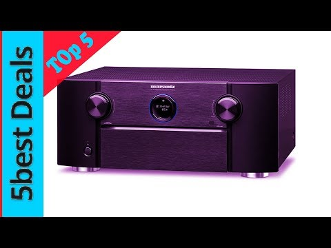 Top 5 Best Home Theater Receiver Reviews 2019 - YouTube