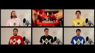 Repeat youtube video POWER RANGERS THEME - The Warp Zone