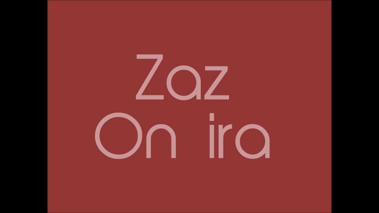 On ira - Instrumental MP3 Karaoke - Zaz