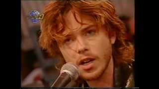 Espen Lind - When Susannah Cries (live in Much Music Argentina)