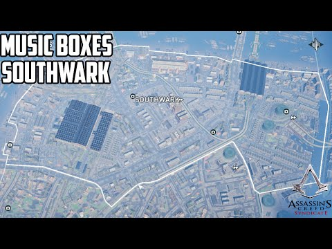 Assassin S Creed Syndicate Music Box Locations Southwark Youtube