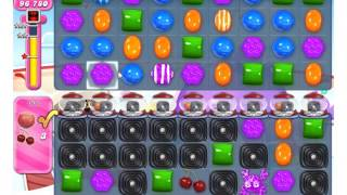Candy Crush Saga Level 611 Facebook