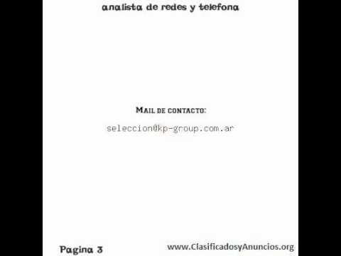 Download analista de redes y telefona fecha: 26 de septiembre de 2011