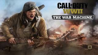 Call of Duty WWII gameplay(PC)[HD]