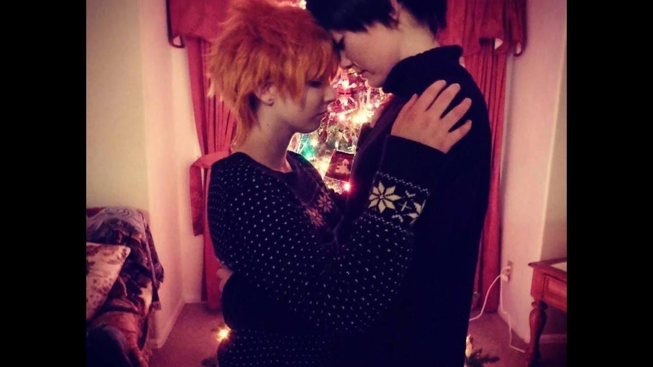 Kageyama and Hinata: First Christmas