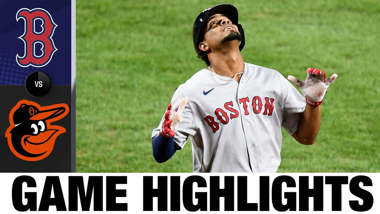 Nathan Eovaldi throws one-run gem in win   Red Sox-Orioles Game Highlights 8/20/20