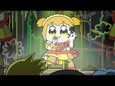 Pop Team Epic (ポプテピピック) Episode 3 Live Reaction/Review: Possible Memes
